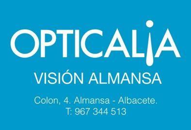 Opticalia Almansa - Ya confian en TDB