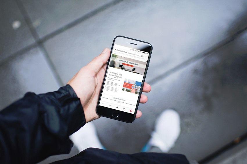 Velocidad de carga en las búsquedas mediante móviles portada