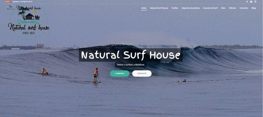 Portada Post Blog nueva web natural surf house