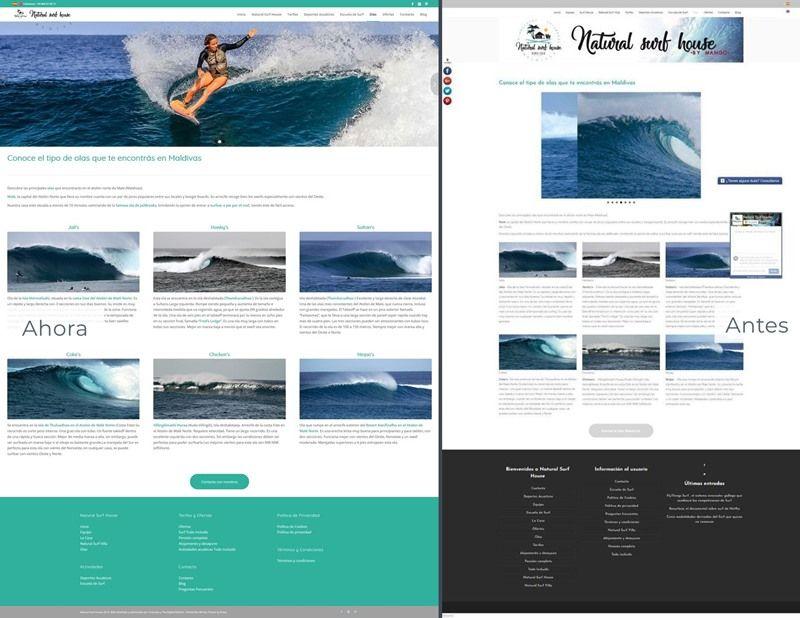 nueva web natural olas