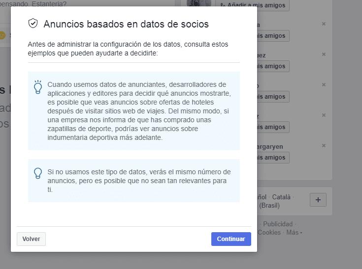 las nuevas reglas de privacidad de Facebook 4