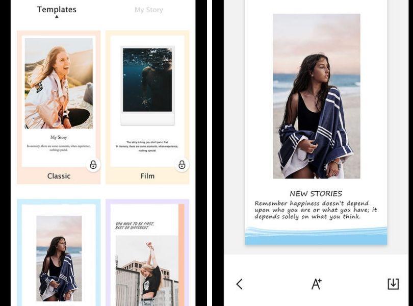 Las mejores aplicaciones para hacer Stories en Instagram storyart