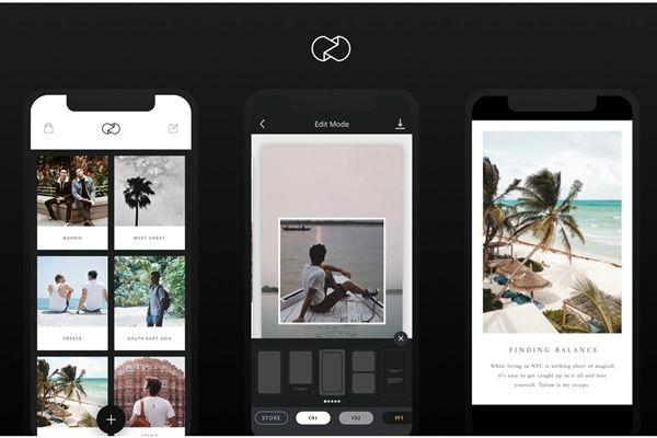 Las mejores aplicaciones para hacer Stories en Instagram unfold