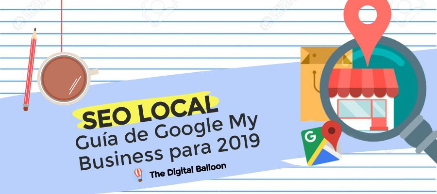 guía de Google My Business para 2019 PORTADA