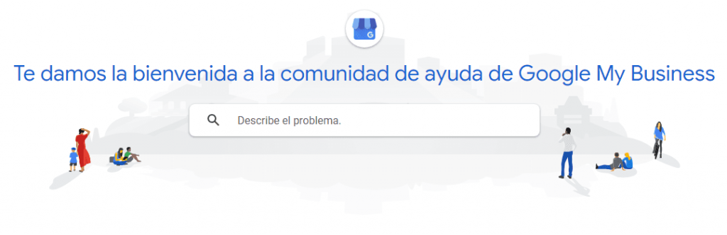Comunidad de Google My Business​ 01