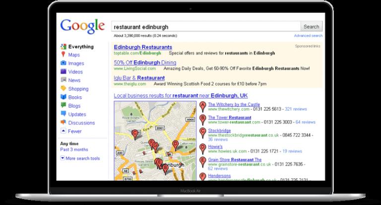 De google places a google my business ficha 01