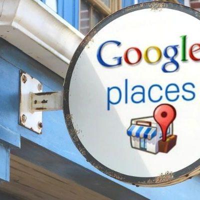 Google Places a Google My Business portada