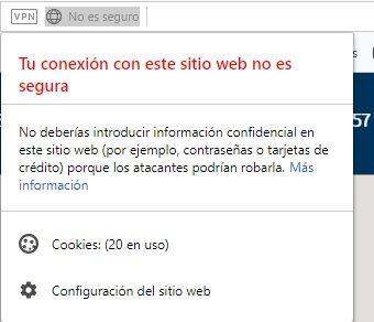 Señales de que hay que rediseñar una página web SSL