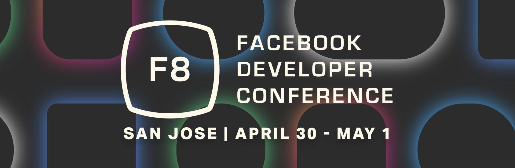 Conferencia de desarrolladores F8 Facebook 2019