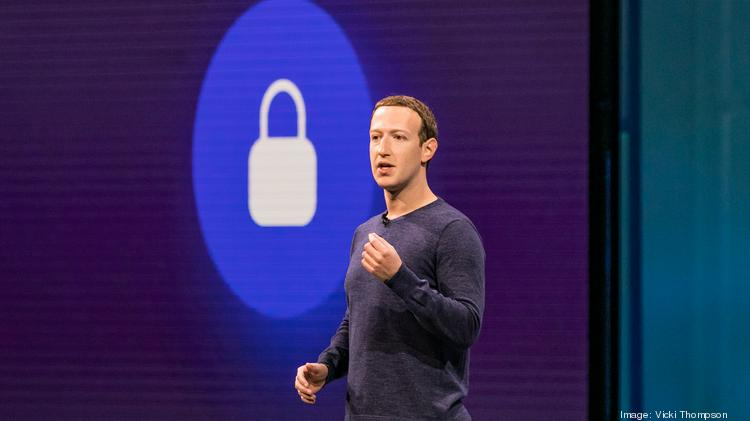 Facebook Messenger F8 2019 Mark Zuckerberg