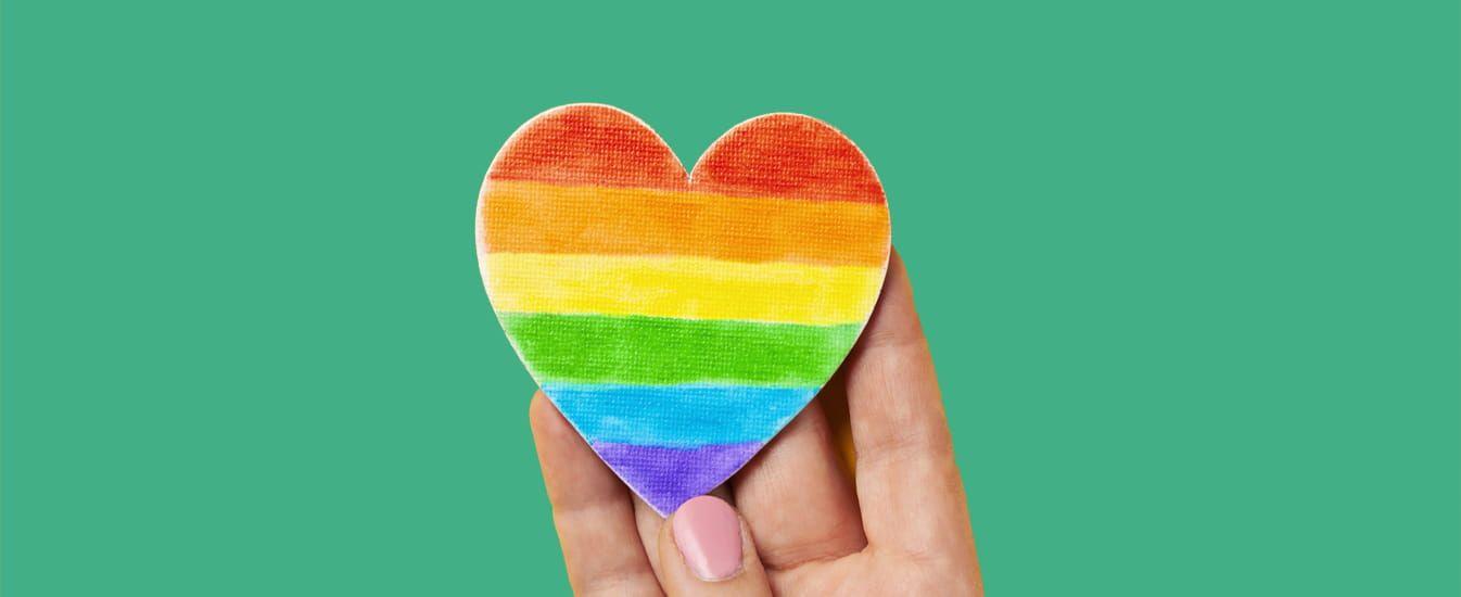 Orgullo LGTB en las redes sociales portada