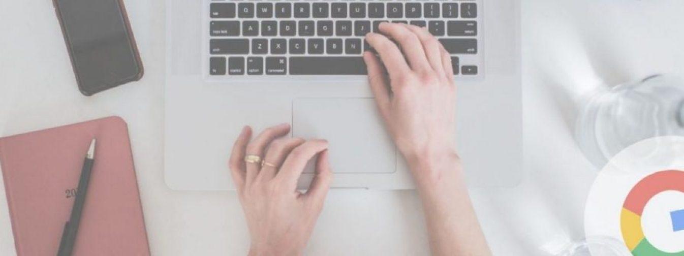 Como hacer una página web gratis con Google