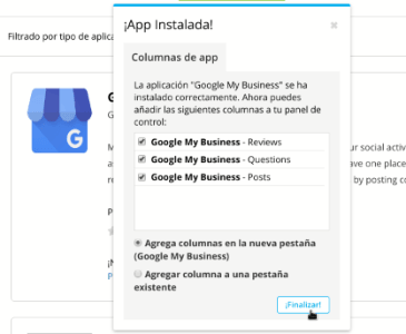 Tutorial programar Google My Business con Hootsuite 02