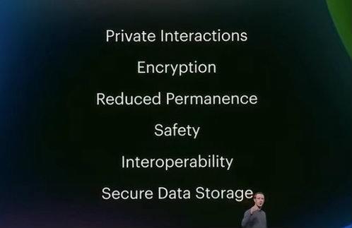seguridad en Facebook F8 2019