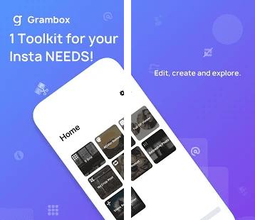 herramientas Instagram Gbox