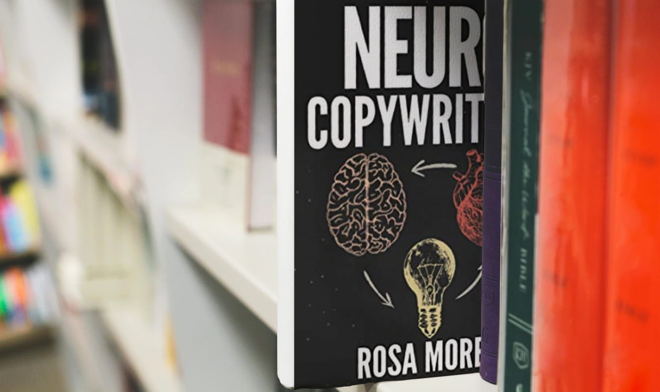 Reseña NEUROCOPYWRITING de Rosa Morel